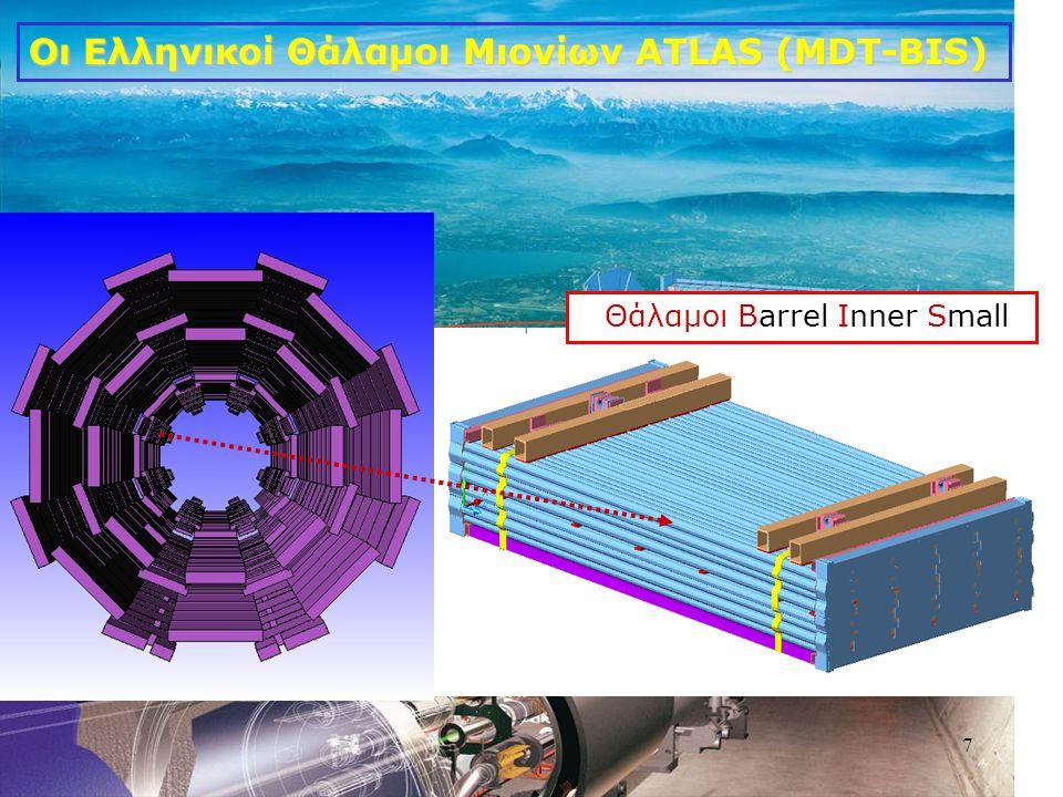 Θάλαμοι Barrel Inner Small
