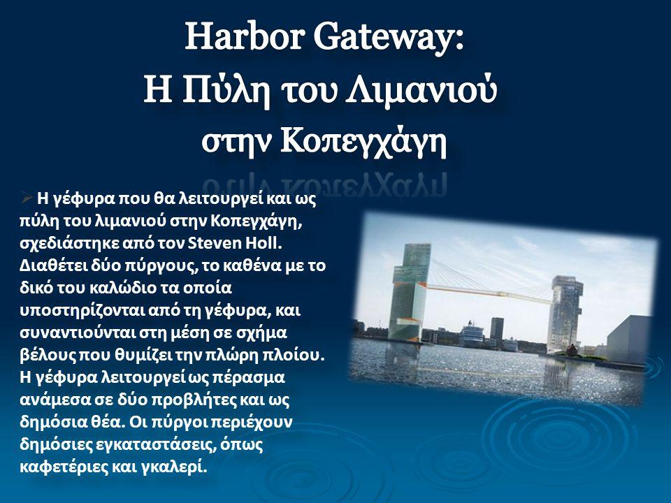 Harbor Gateway: Η Πύλη του Λιμανιού στην Κοπεγχάγη