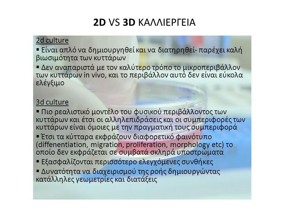 2D VS 3D ΚΑΛΛΙΕΡΓΕΙΑ 2d culture