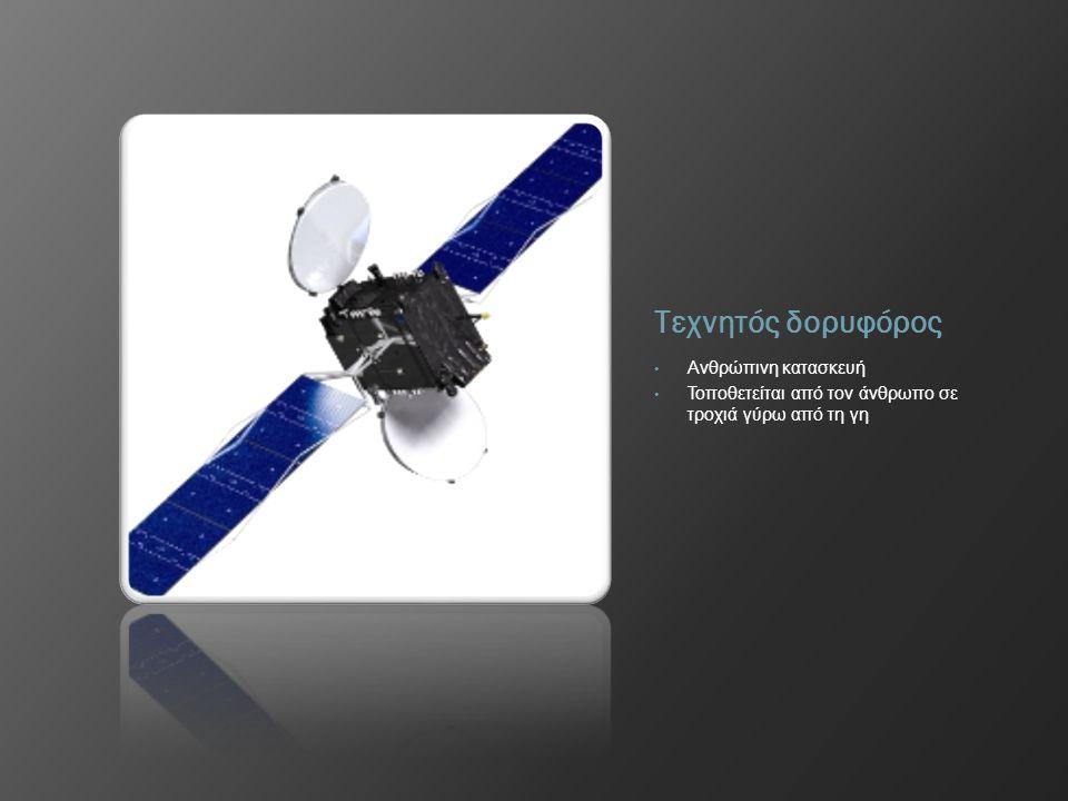 Τεχνητός δορυφόρος Ανθρώπινη κατασκευή
