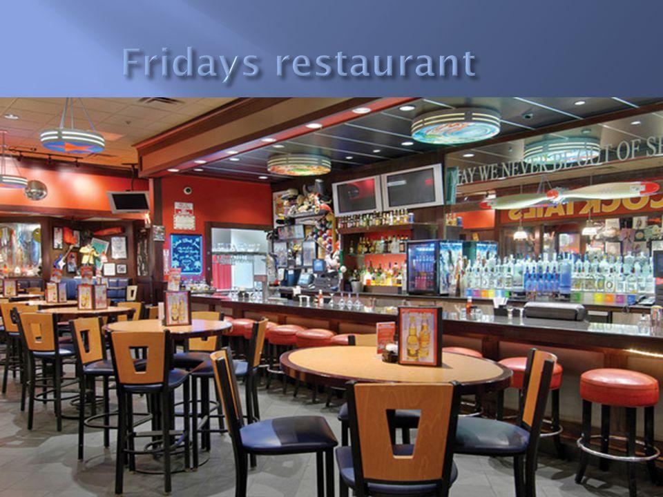 Fridays restaurant