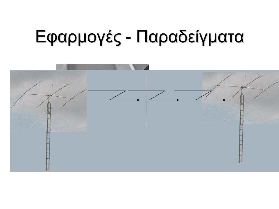 Εφαρμογές - Παραδείγματα