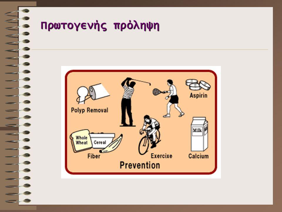 Πρωτογενής πρόληψη