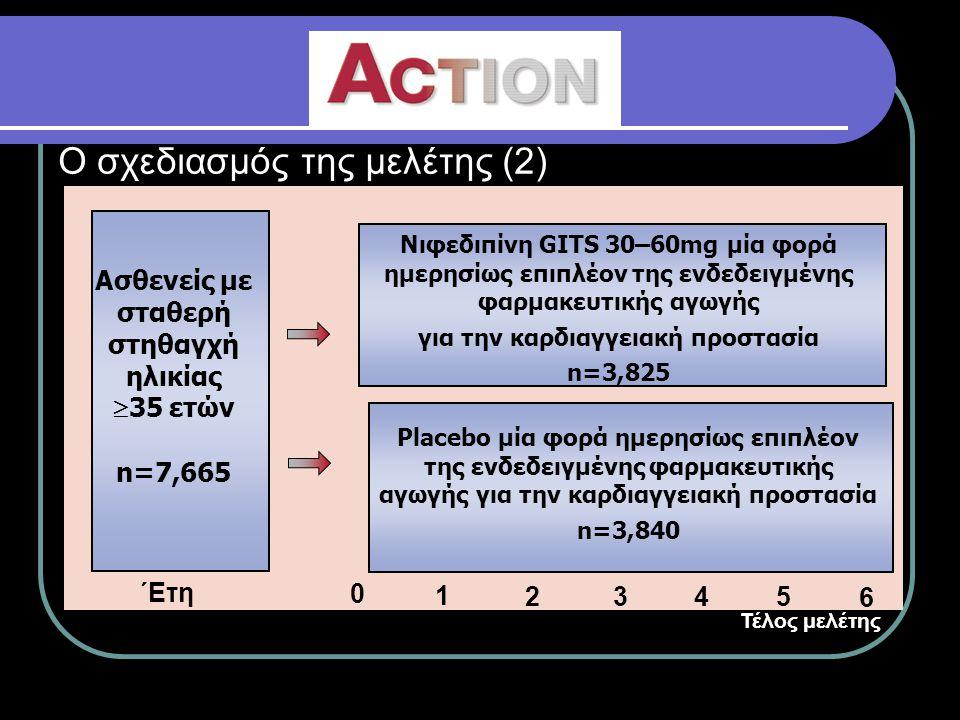 Ο σχεδιασμός της μελέτης (2)