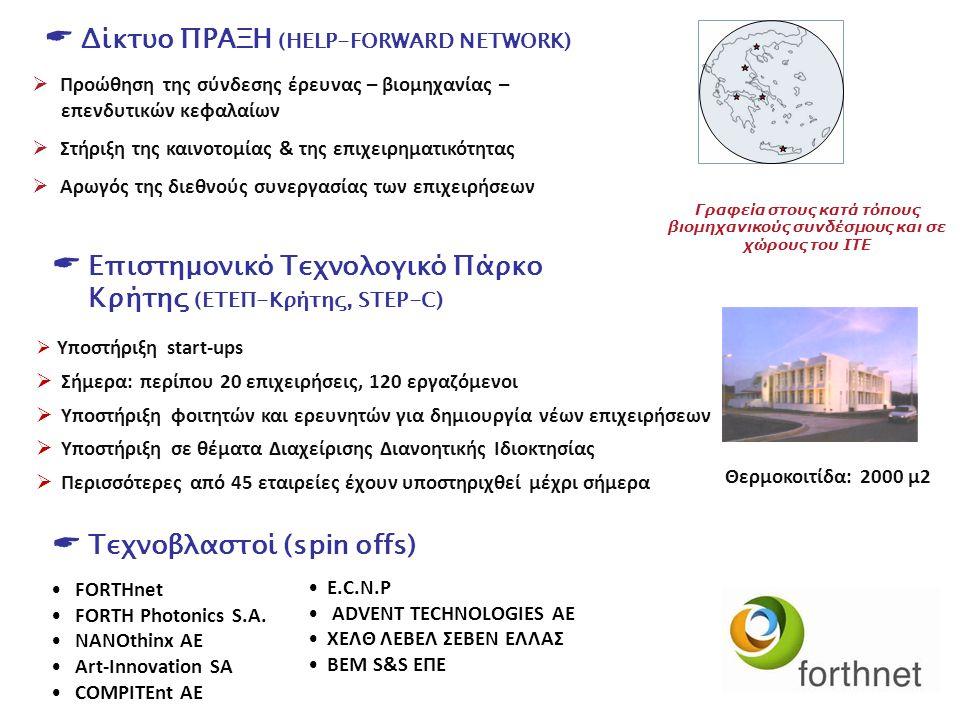 Δίκτυο ΠΡΑΞΗ (HELP-FORWARD NETWORK)