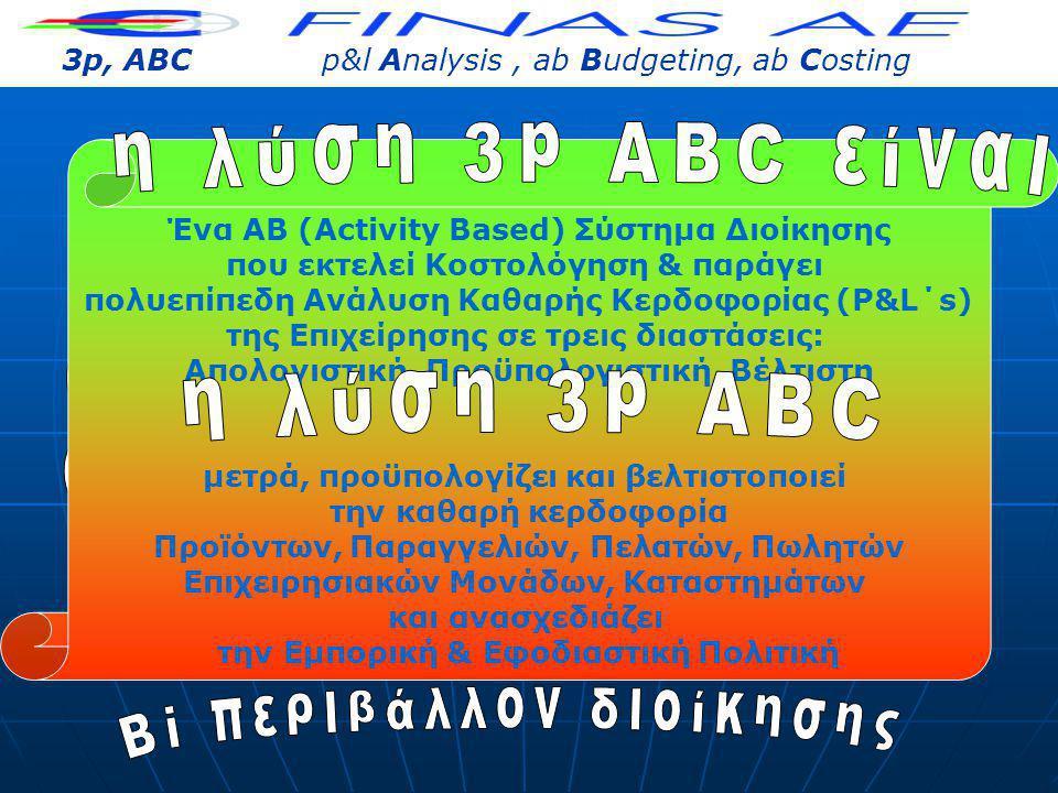 έτσι η λύση 3p ABC είναι η λύση 3p ABC Bi περιβάλλον διοίκησης