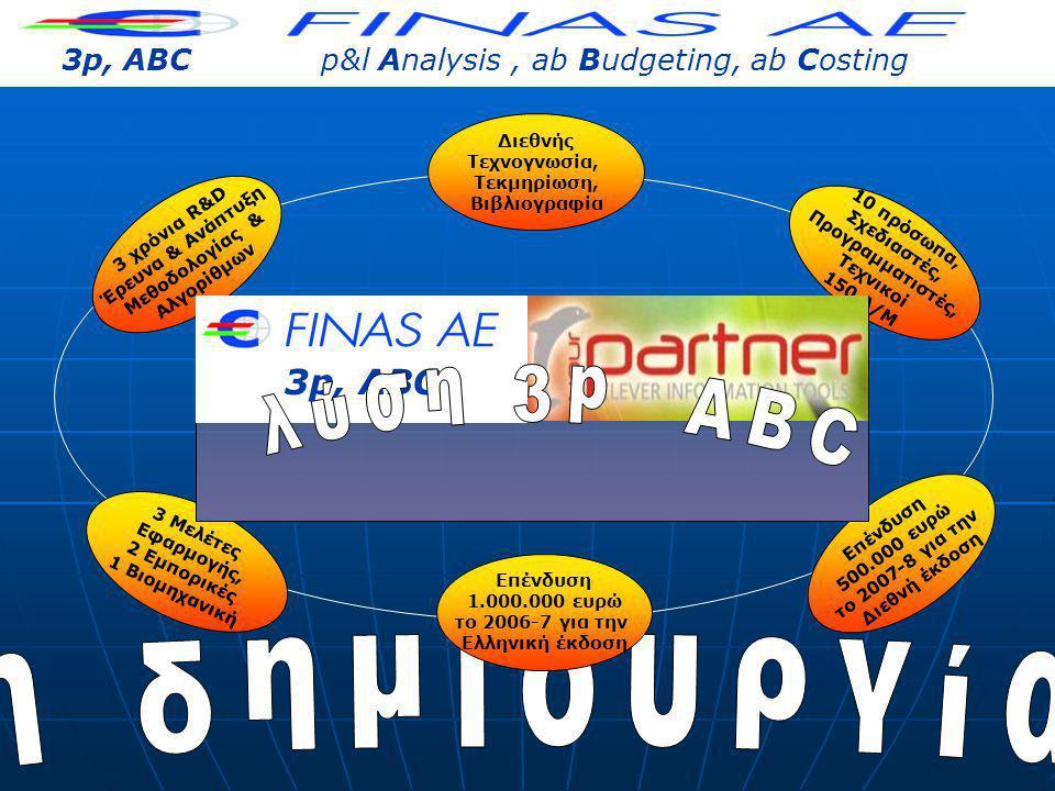 λύση 3p ABC η δημιουργία 3p, ABC