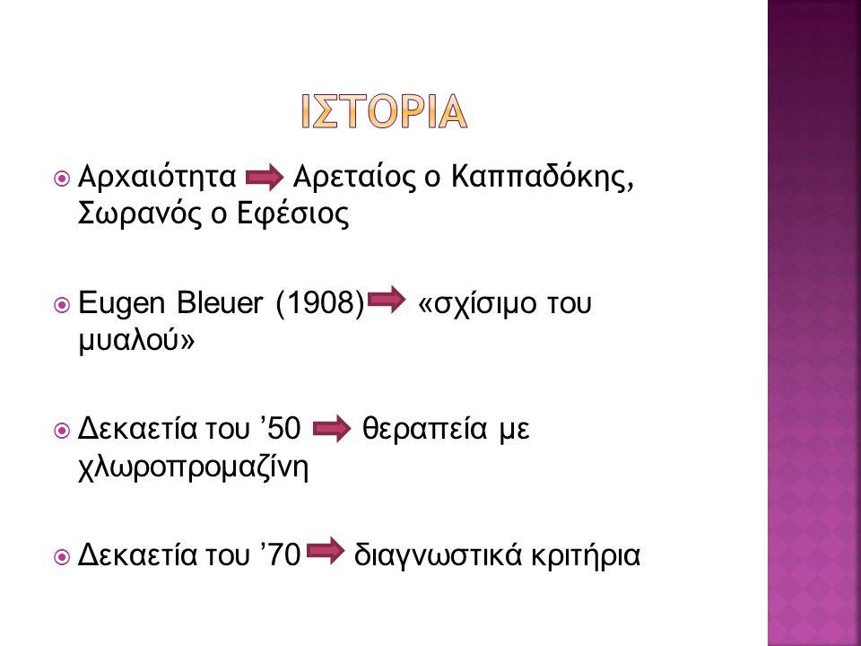 Ιστορια Αρχαιότητα Αρεταίος ο Καππαδόκης, Σωρανός ο Εφέσιος