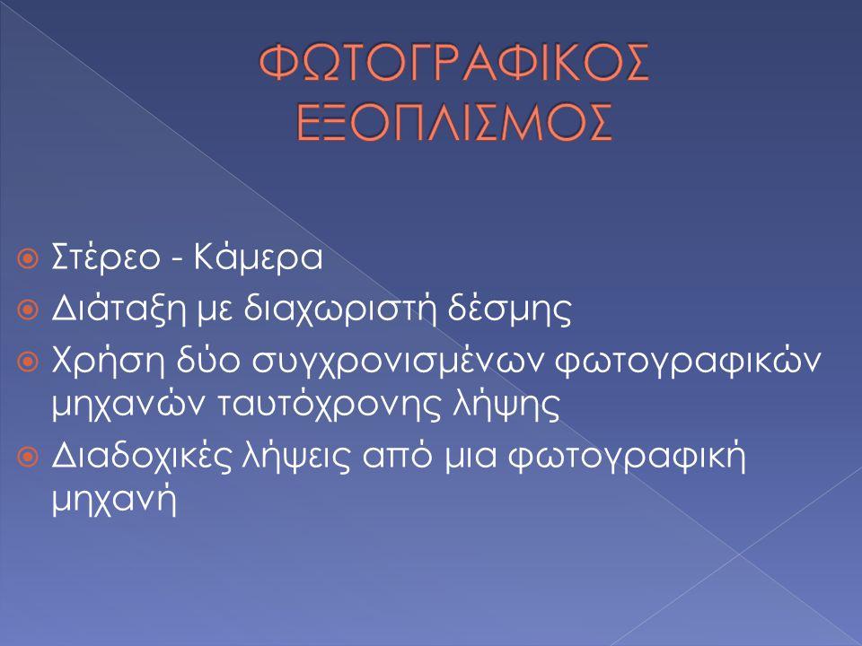 ΦΩΤΟΓΡΑΦΙΚΟΣ ΕΞΟΠΛΙΣΜΟΣ