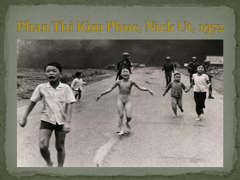 Phan Thi Kim Phuc, Nick Ut, 1972