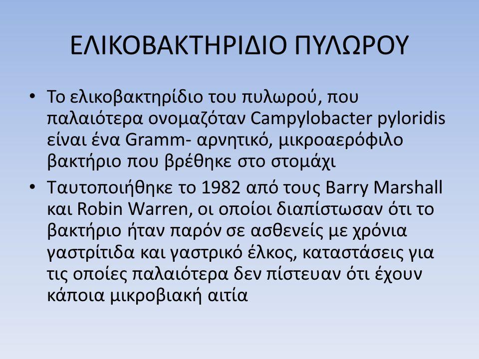 ΕΛΙΚΟΒΑΚΤΗΡΙΔΙΟ ΠΥΛΩΡΟΥ