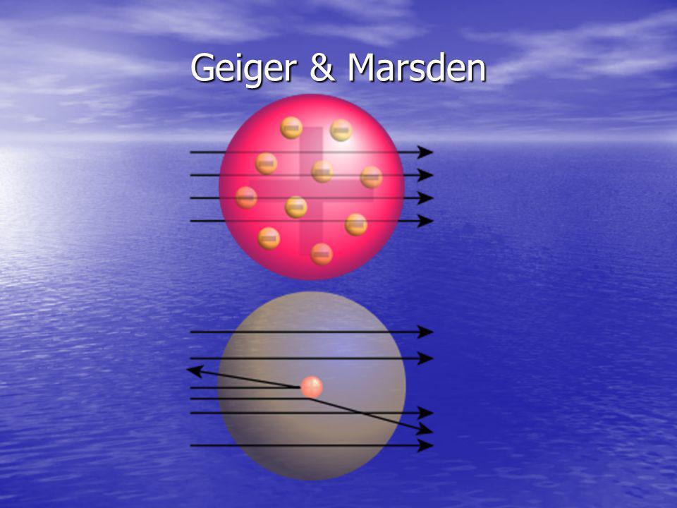 Geiger & Marsden