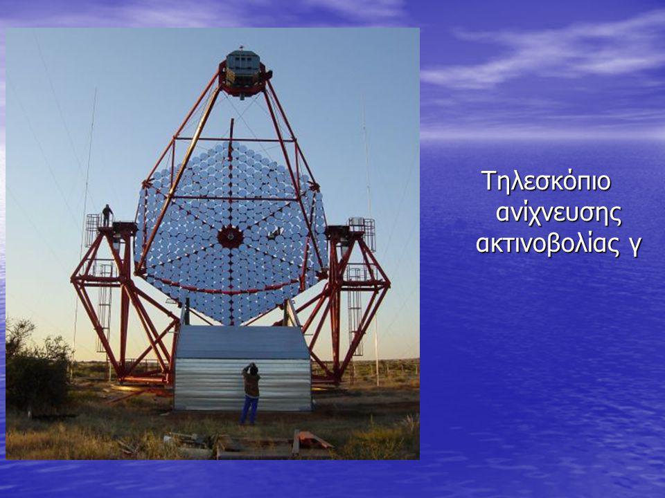 Τηλεσκόπιο ανίχνευσης ακτινοβολίας γ