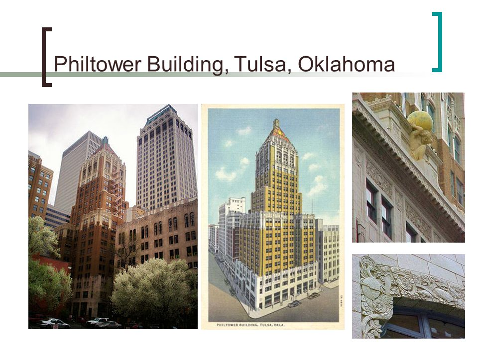 Philtower Building, Tulsa, Oklahoma
