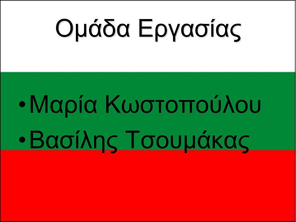Ομάδα Εργασίας Μαρία Κωστοπούλου Βασίλης Τσουμάκας