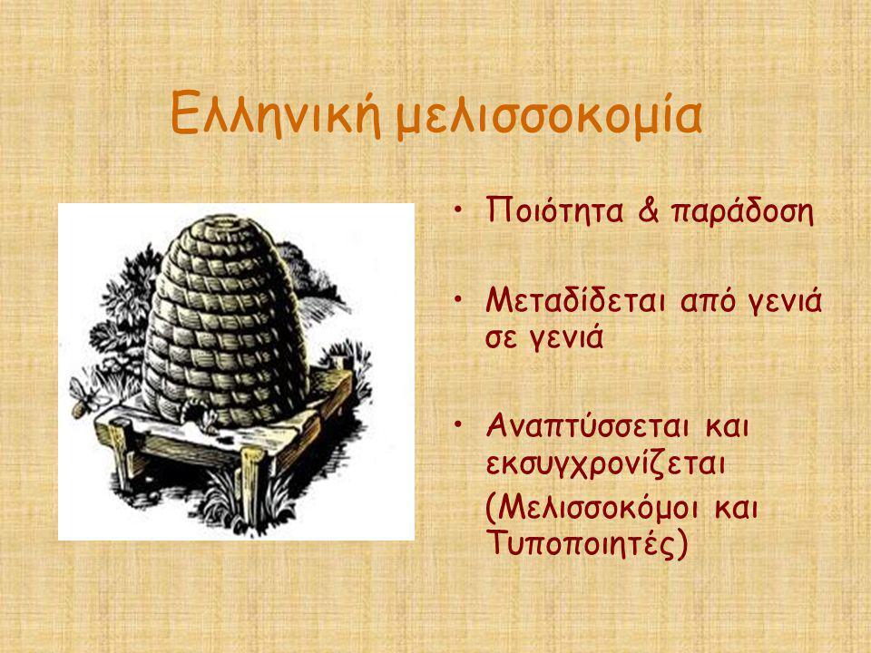 Ελληνική μελισσοκομία