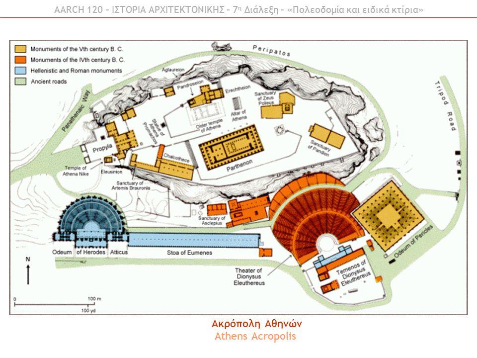 Ακρόπολη Αθηνών Athens Acropolis