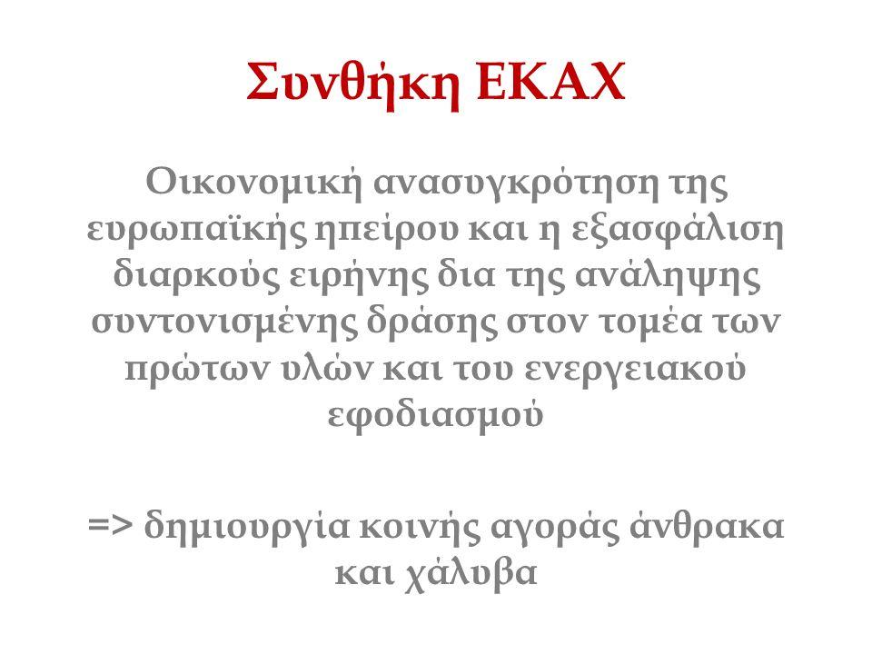 Συνθήκη ΕΚΑΧ