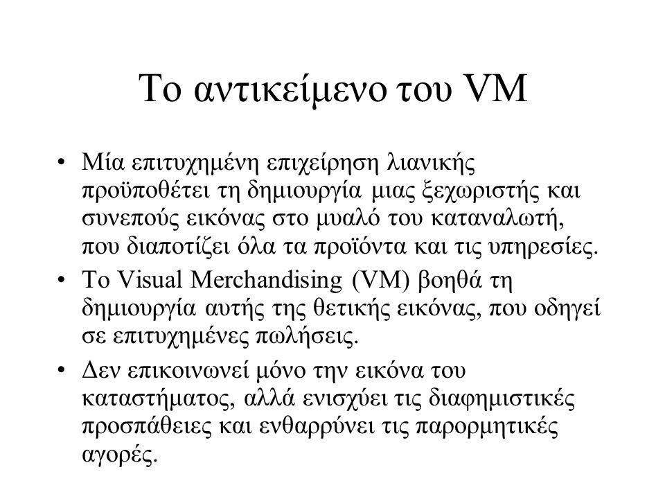 Το αντικείμενο του VM