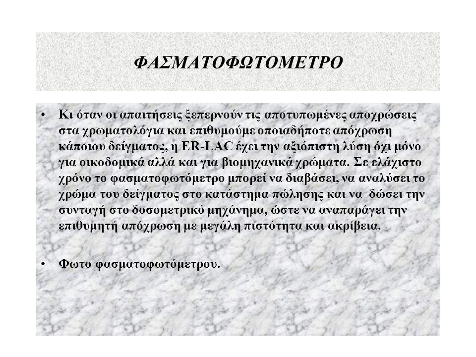 ΦΑΣΜΑΤΟΦΩΤΟΜΕΤΡΟ