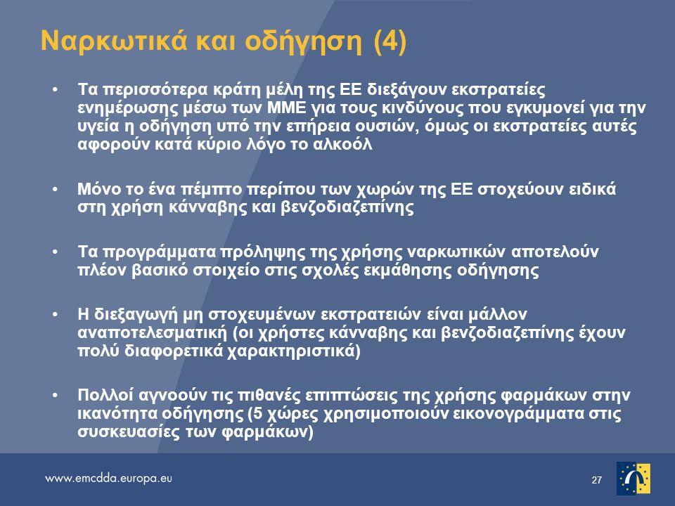 Ναρκωτικά και οδήγηση (4)