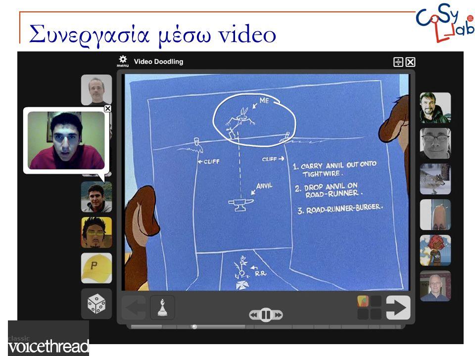 Συνεργασία μέσω video