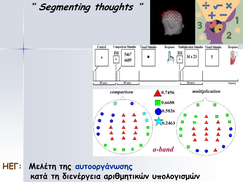 '' Segmenting thoughts ''