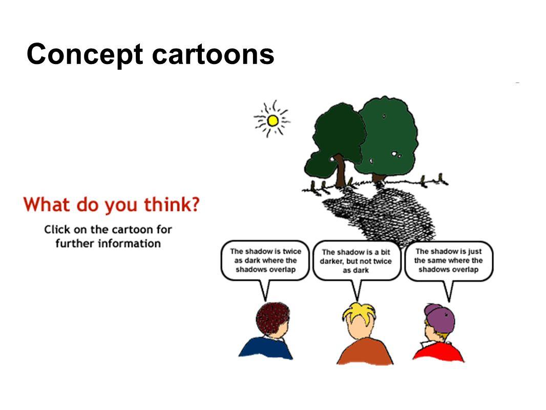 Concept cartoons