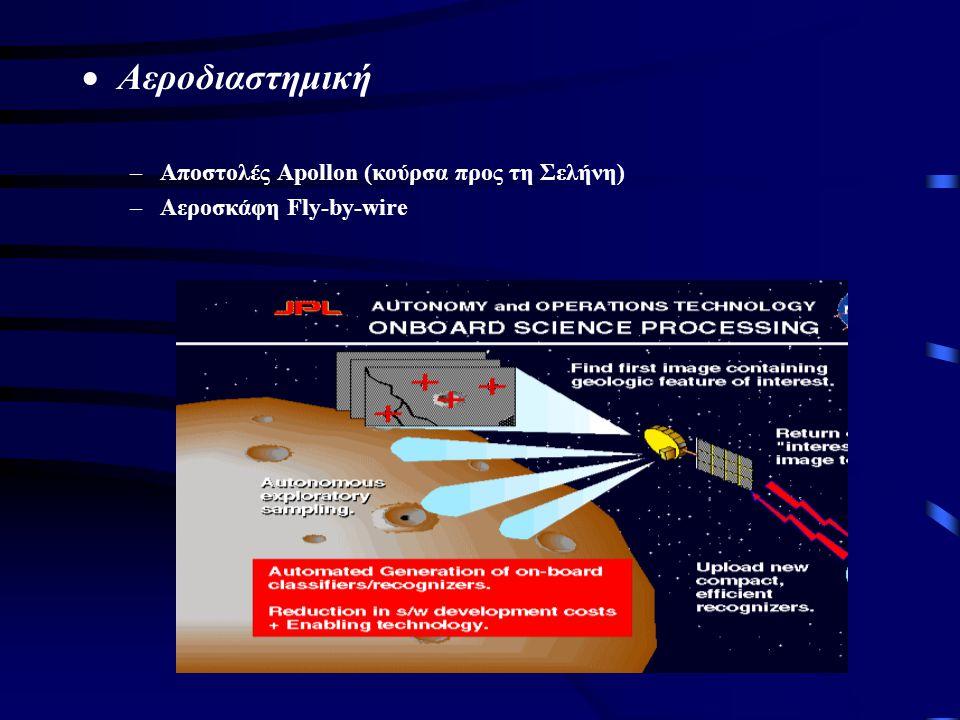 Αεροδιαστημική Αποστολές Apollon (κούρσα προς τη Σελήνη)