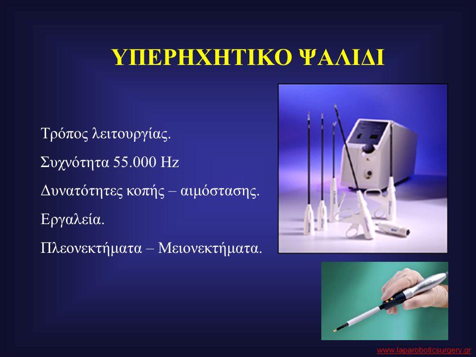 ΥΠΕΡΗΧΗΤΙΚΟ ΨΑΛΙΔΙ Τρόπος λειτουργίας. Συχνότητα 55.000 Hz