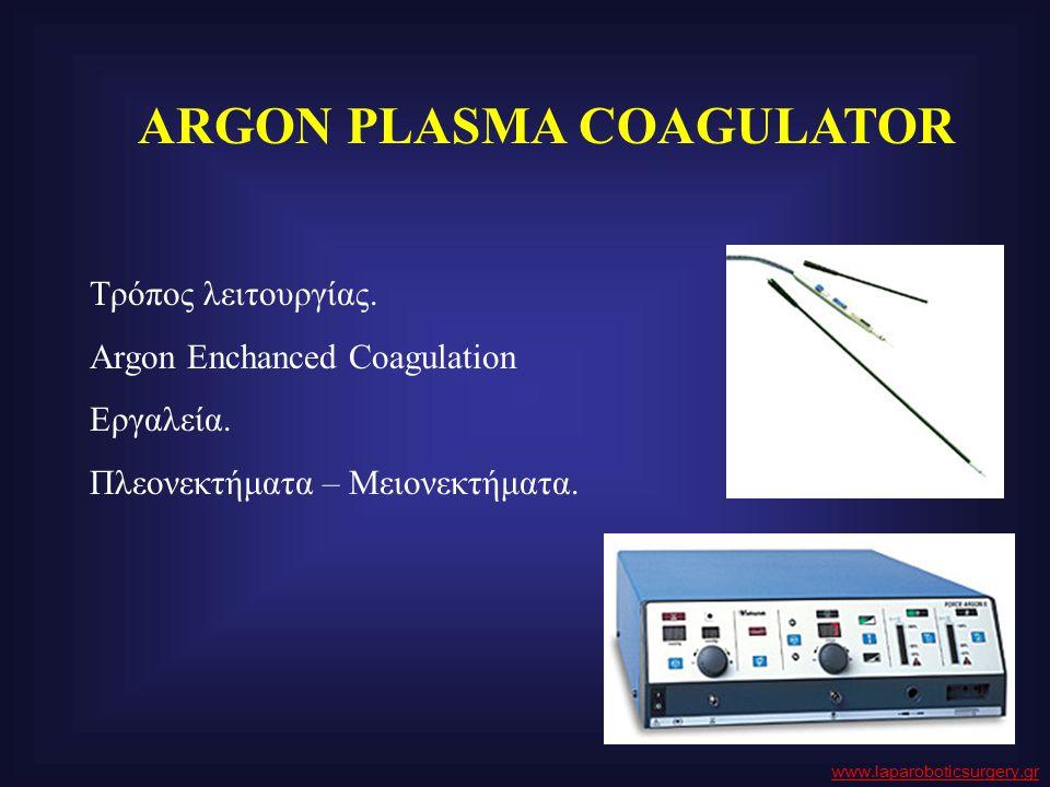 ARGON PLASMA COAGULATOR