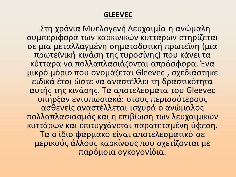 GLEEVEC