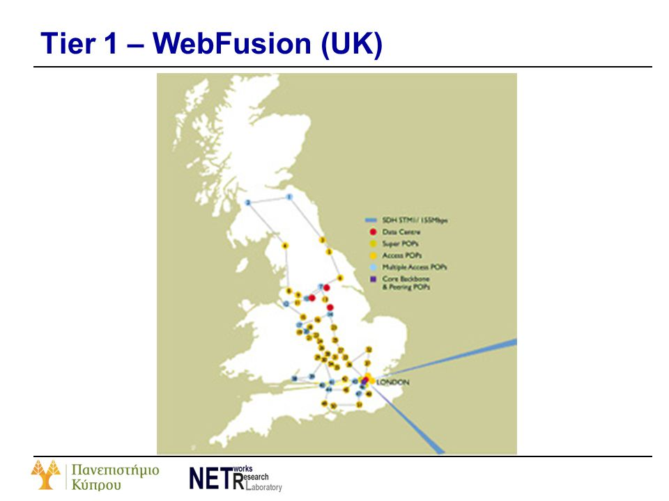 Tier 1 – WebFusion (UK)