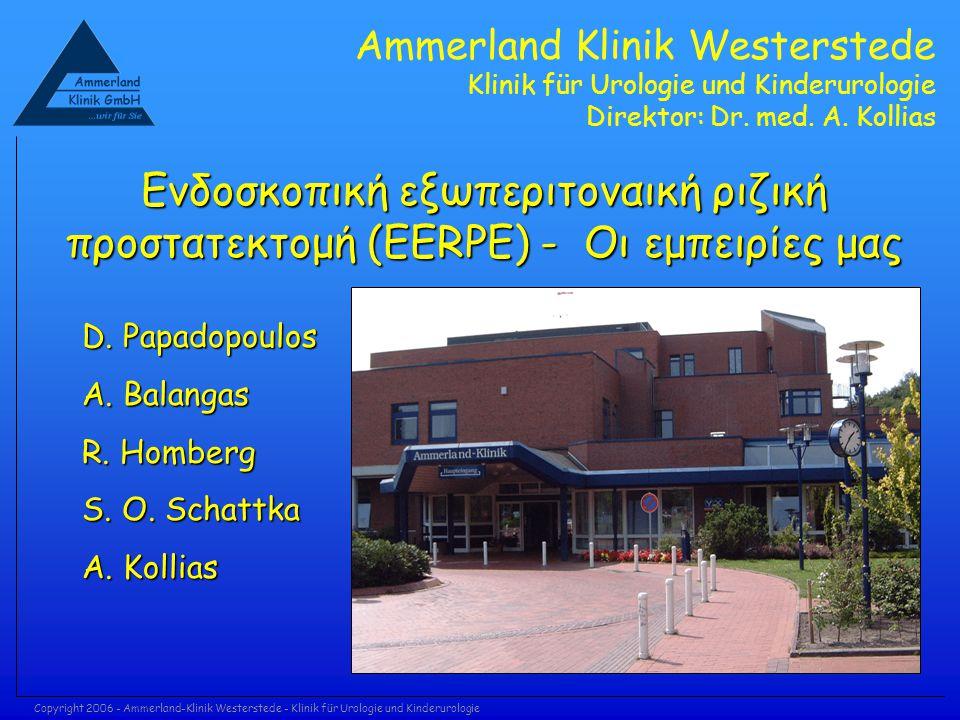 Ammerland Klinik Westerstede
