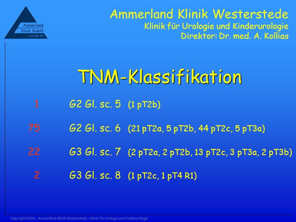 TNM-Klassifikation Ammerland Klinik Westerstede