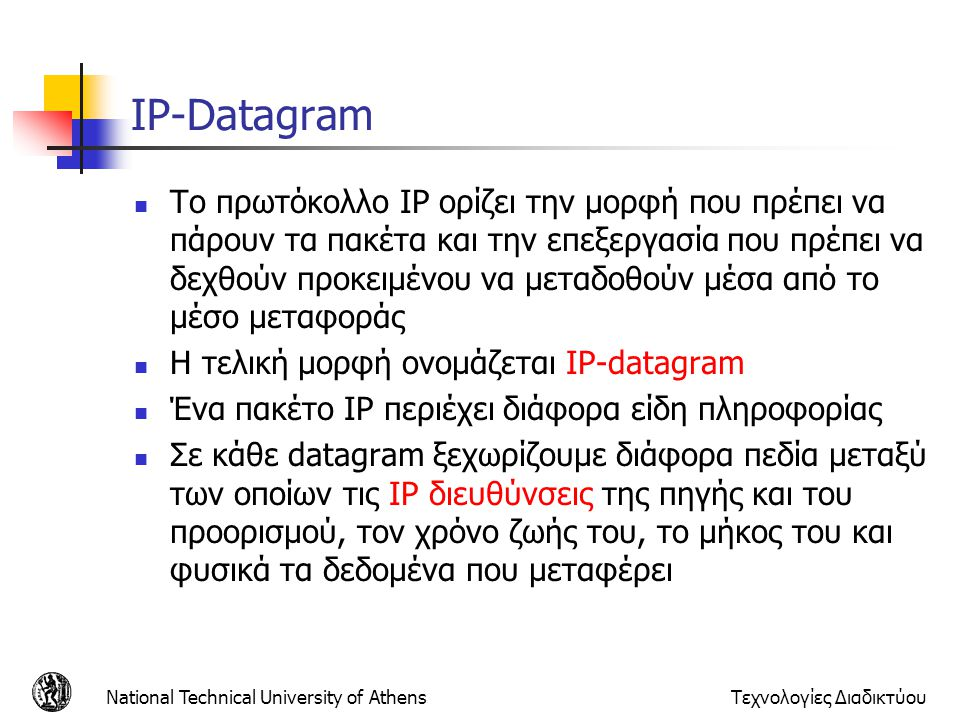 IP-Datagram