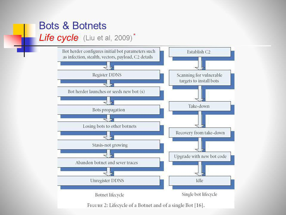 Bots & Botnets Life cycle
