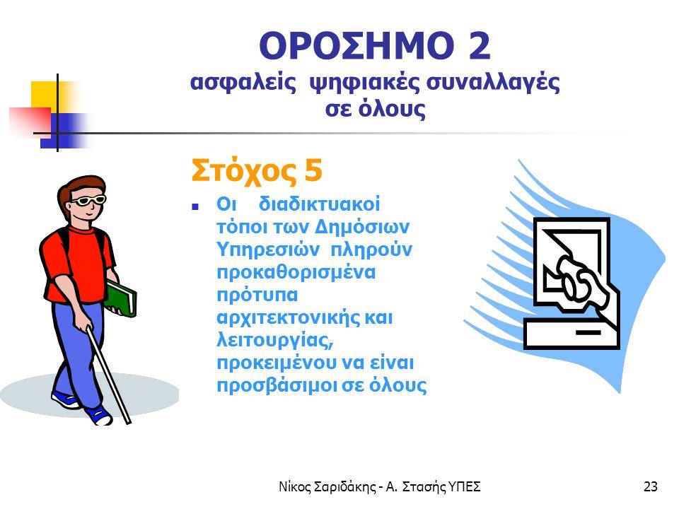 ΟΡΟΣΗΜΟ 2 ασφαλείς ψηφιακές συναλλαγές σε όλους