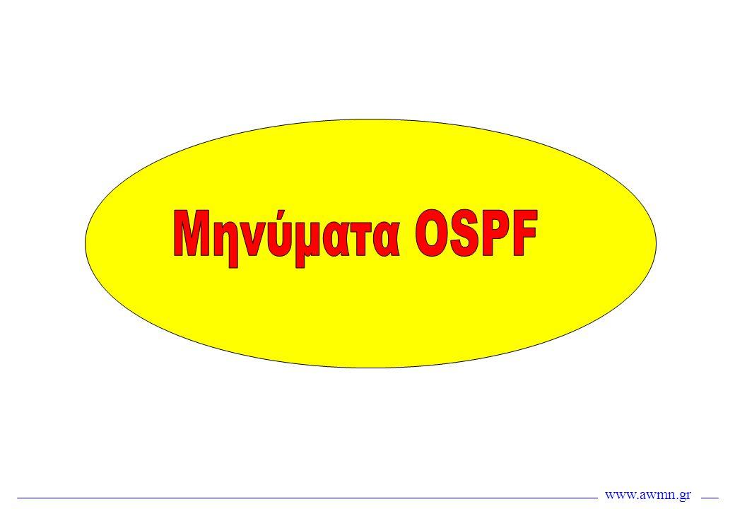 Μηνύματα OSPF