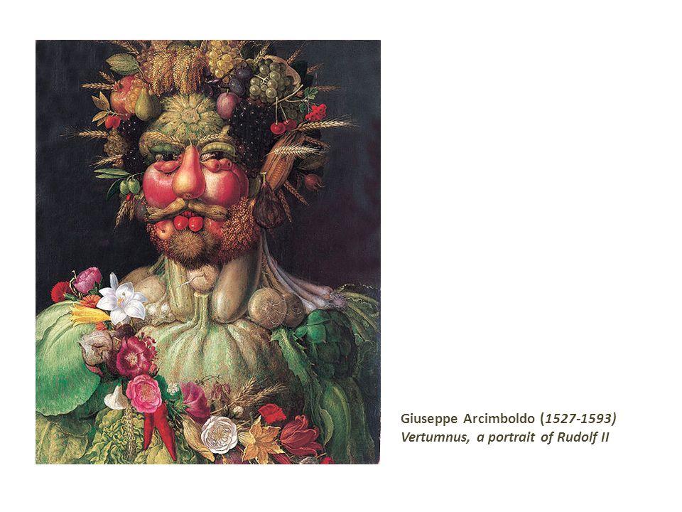 Giuseppe Arcimboldo (1527-1593) Vertumnus, a portrait of Rudolf II