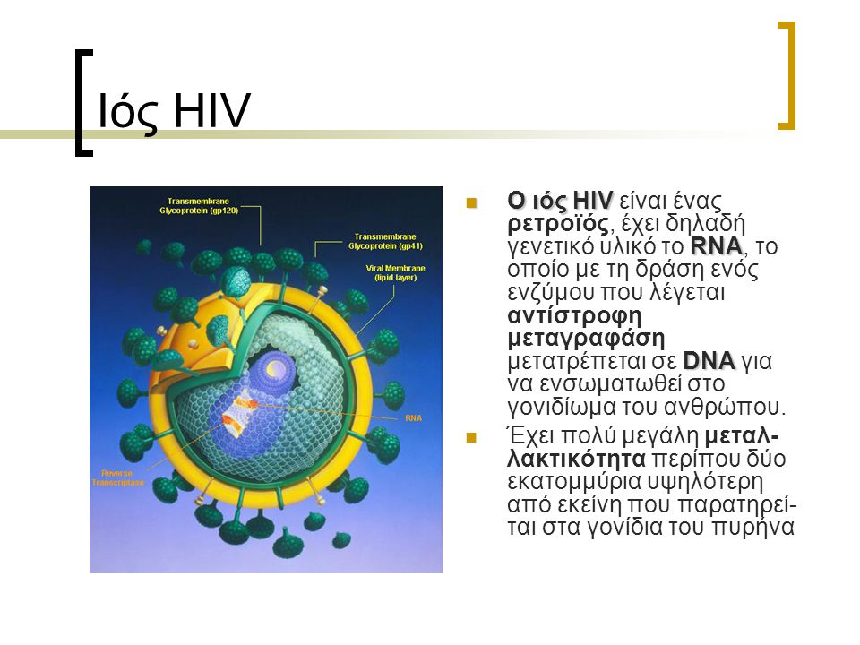 Ιός HIV