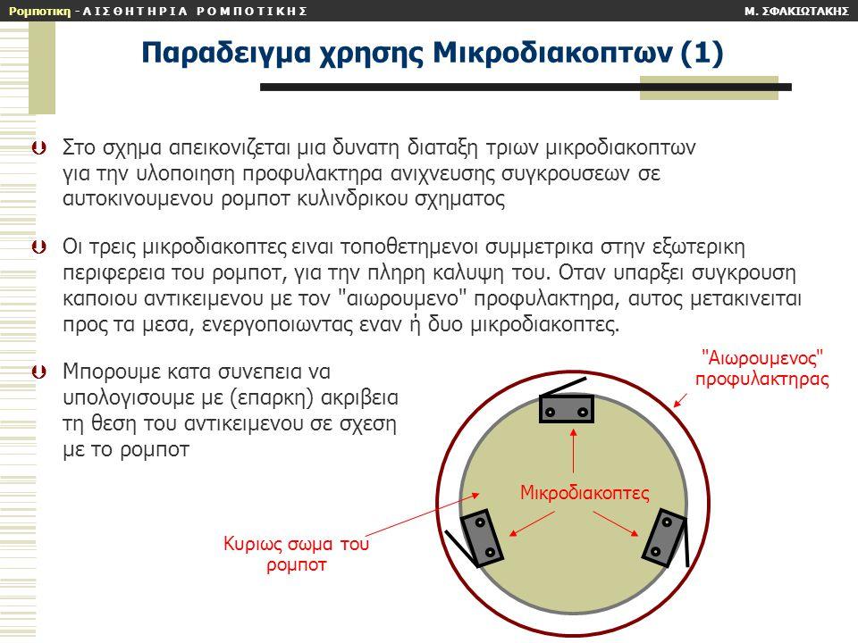 Παραδειγμα χρησης Mικροδιακοπτων (1)
