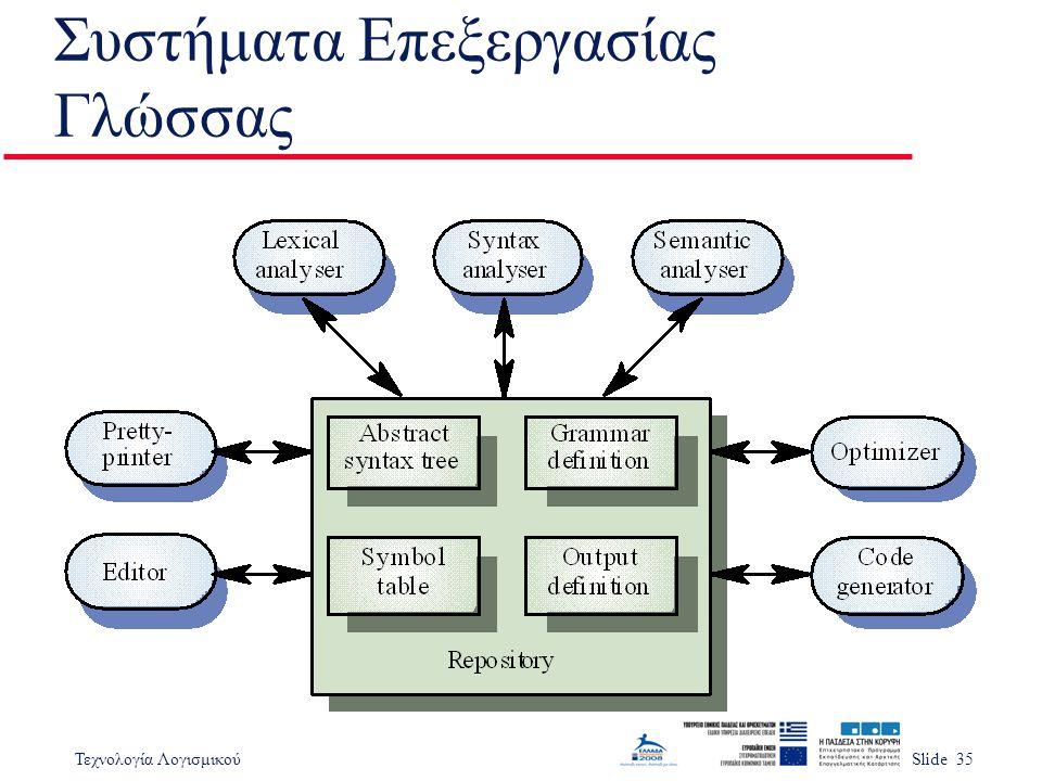 Συστήματα Επεξεργασίας Γλώσσας