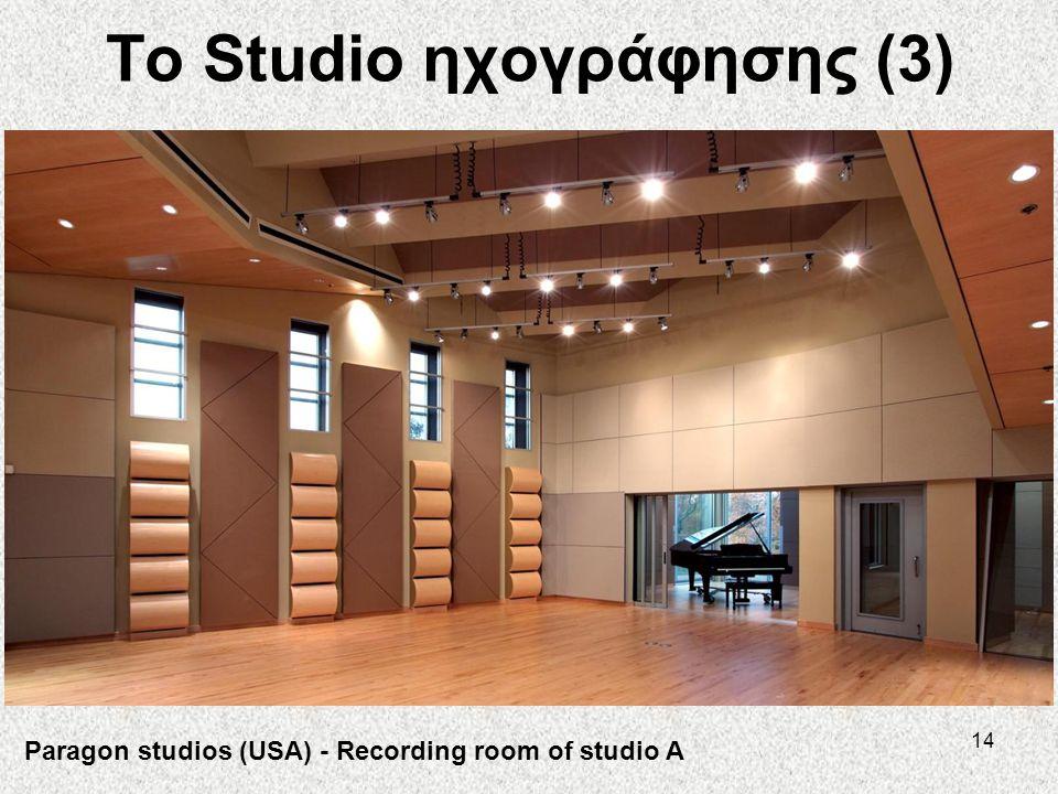 To Studio ηχογράφησης (3)