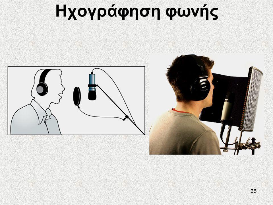 Ηχογράφηση φωνής
