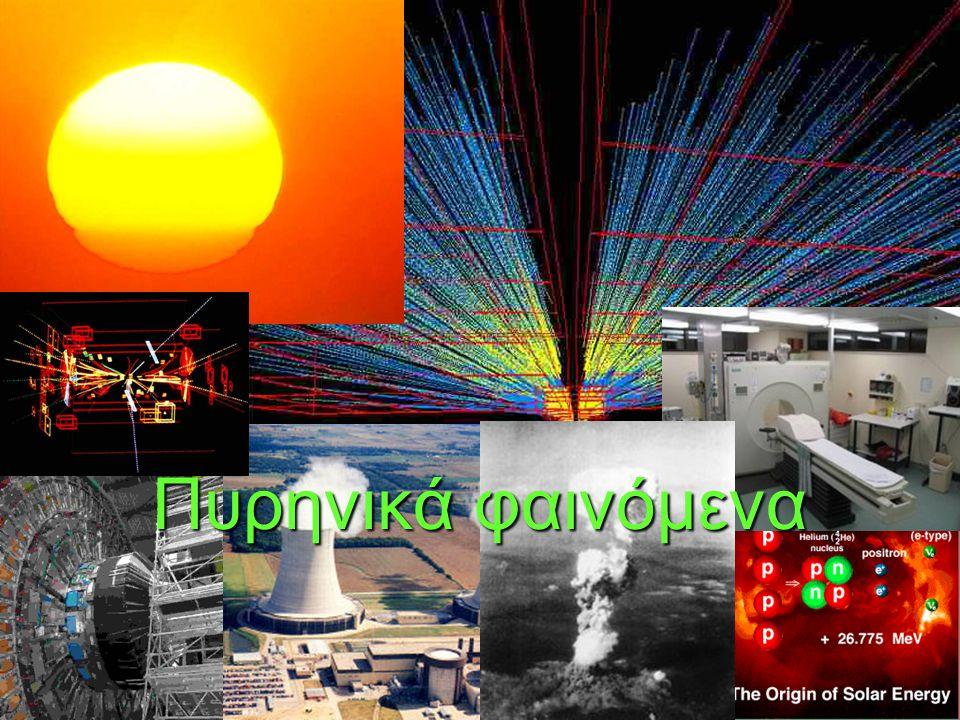 Πυρηνικά φαινόμενα