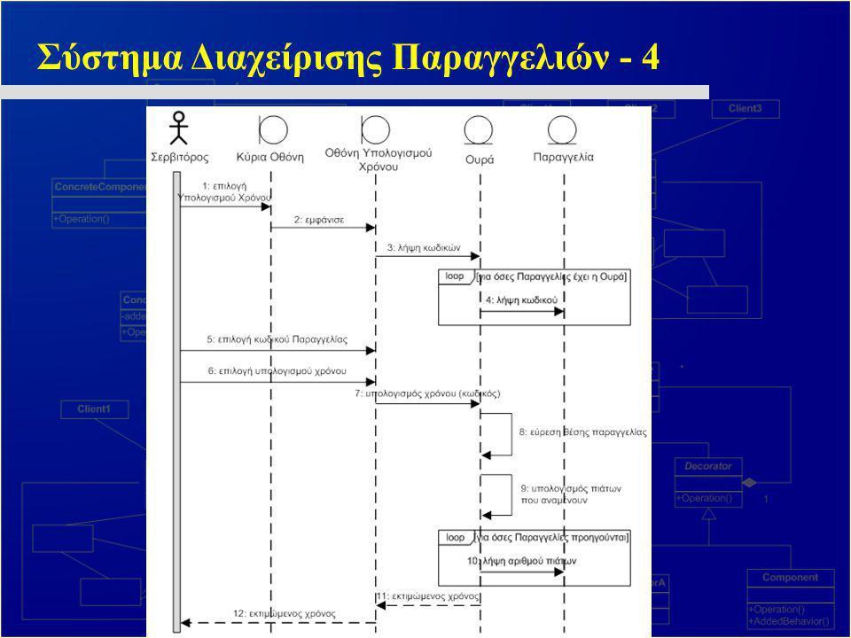 Σύστημα Διαχείρισης Παραγγελιών - 4
