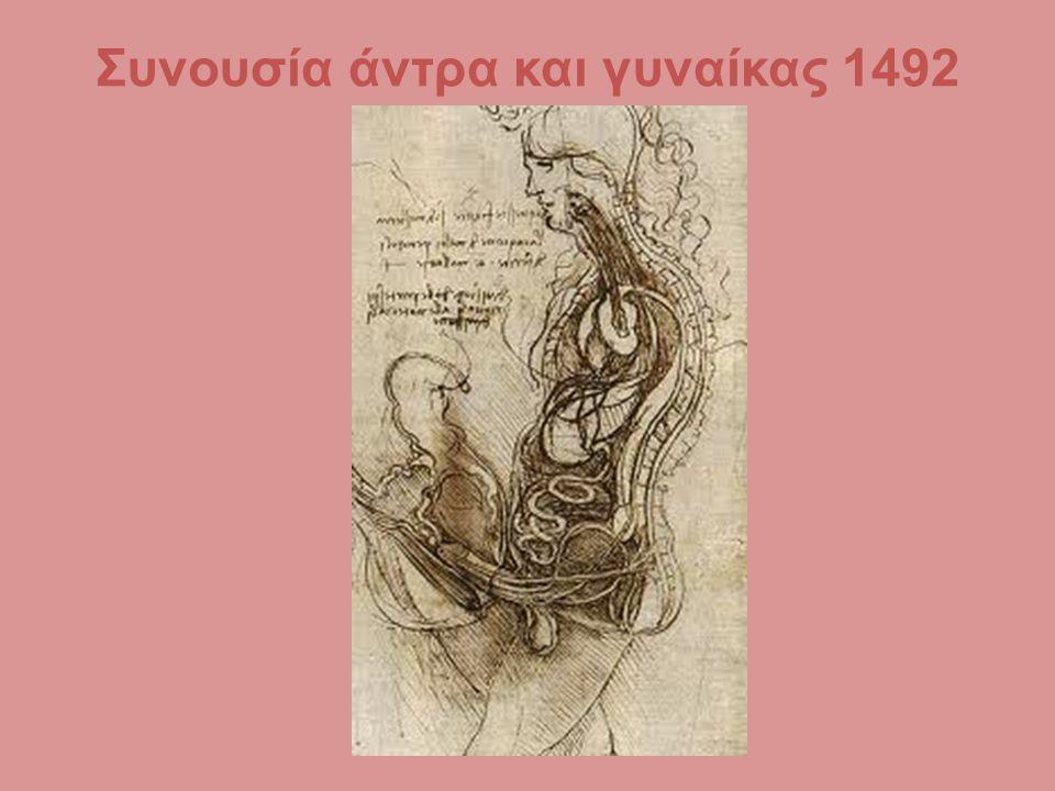 Συνουσία άντρα και γυναίκας 1492