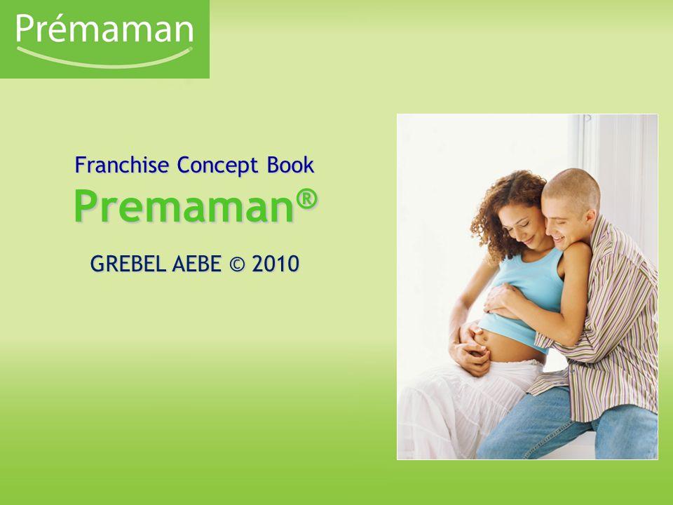Franchise Concept Book Premaman®