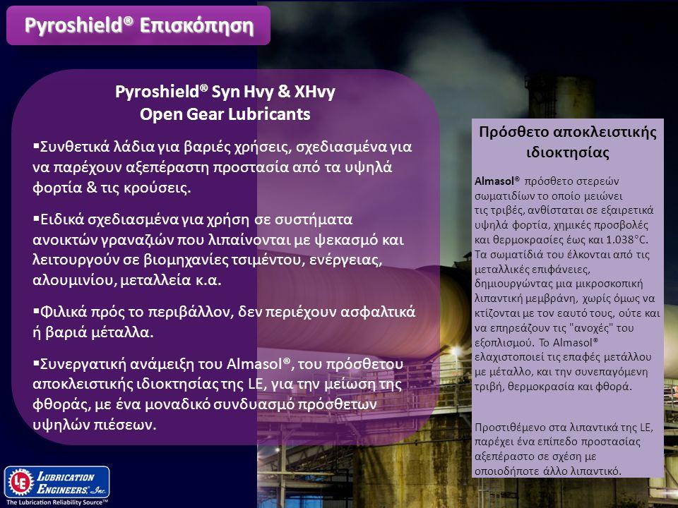 Pyroshield® Επισκόπηση